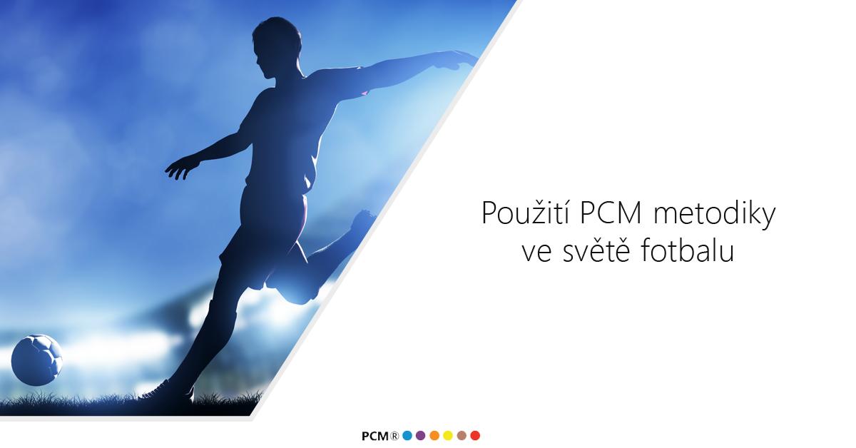 Použití PCM metodiky ve světě fotbalu
