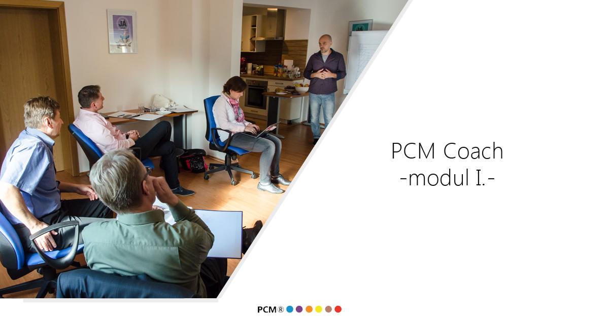 První modul PCM tréninku je za námi!